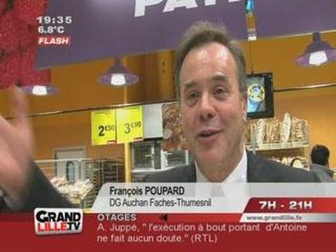 Auchan Fête Ses 50 Ans !