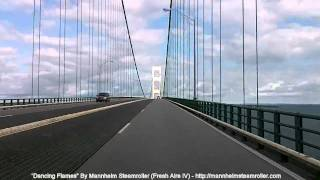 Mackinac Bridge Meets Mannheim Steamroller