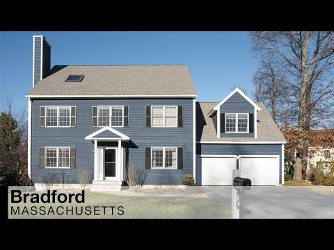 Video of 4 Bradford Green Way| Bradford (Haverhill) Massachusetts real estate & homes