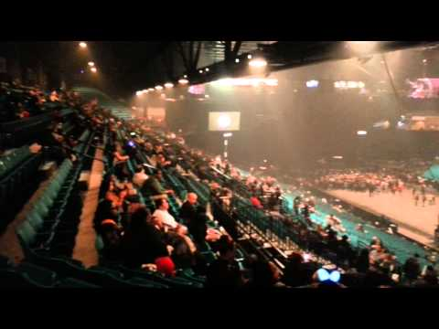 MGM Grand Garden Arena - Section 207