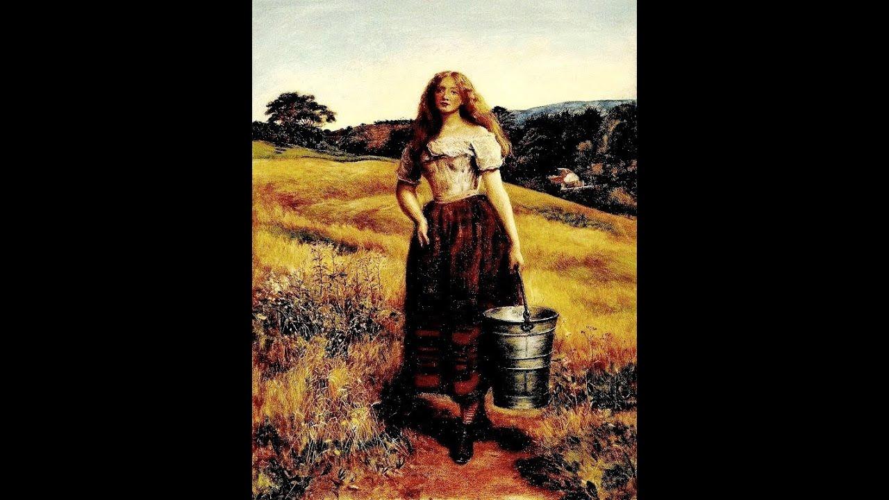 Ophelia Shakespeare: John Everett Millais (Ophelia Shakespeare) Antony