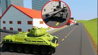 Lego Of Tanks ИЛИ БИТВА ЛЕГО ТАНКОВ - Brick Rigs