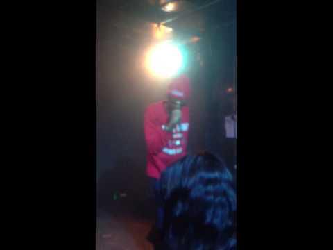 Raz Fresco Live Performance Lansing Michigan
