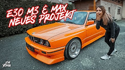 BMW E30 M3 & Max sein neues Projekt | Lisa Yasmin