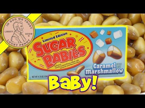 Limited Edition Sugar Babies Caramel & Marshmallow Candy