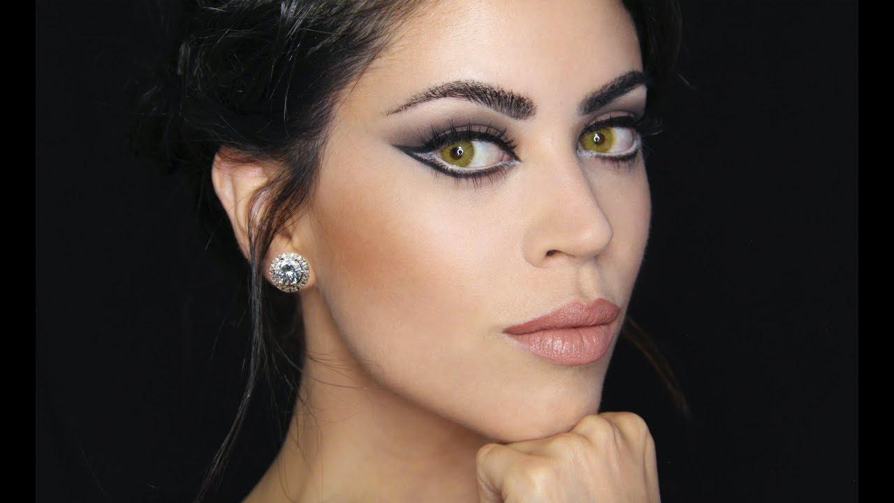Sophia Loren Makeup Tutorial + GIVEAWAY (closed) - YouTubeSophia Loren No Makeup
