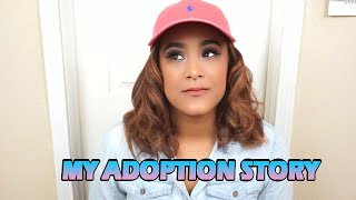 MY ADOPTION STORY! Mom on Drugs!