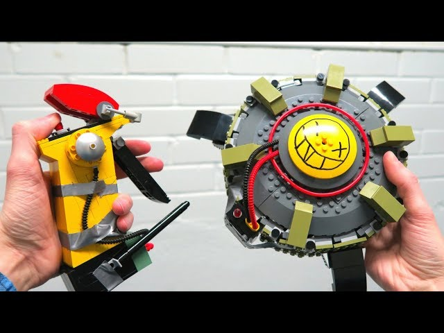 LEGO Junkrats Concussion Mine - Overwatch