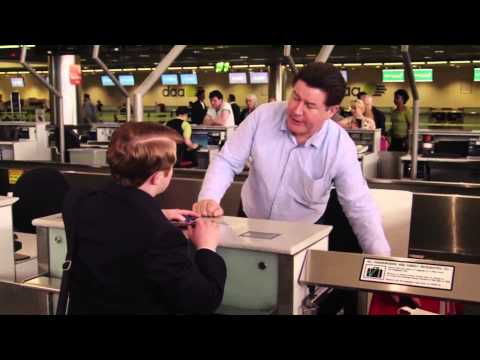 Check In at Dublin Airport