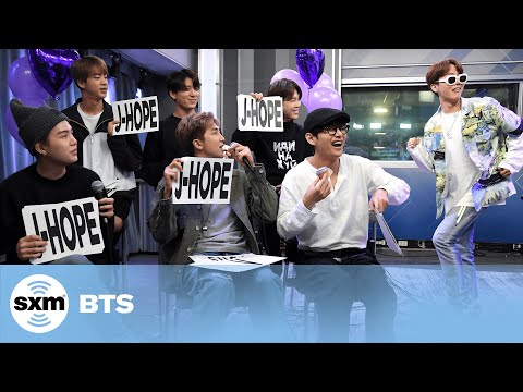 BTS Plays 'Most Likely To...' | SiriusXM