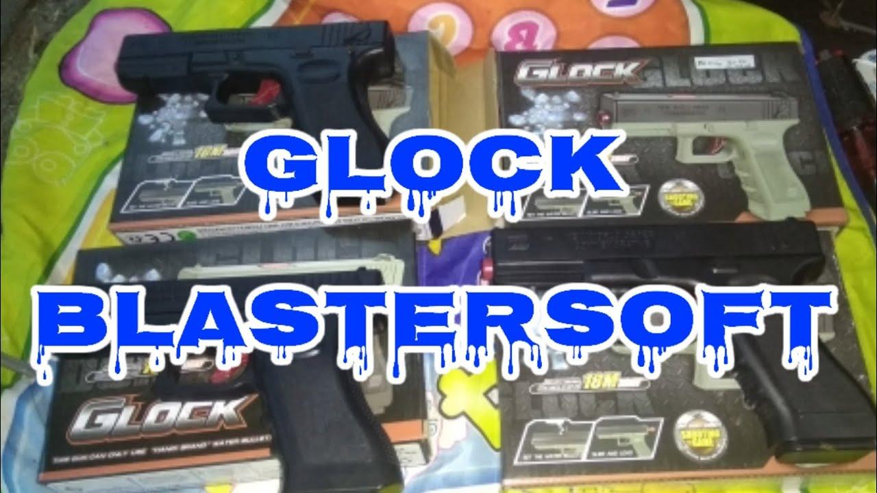 Glock BLASTERSOFT upgrade tuner by Age Gladi sponsor by TOKOPEDIA ALIMARO - MIKAILTOYS