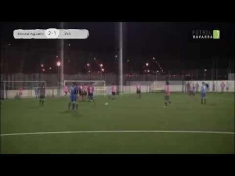 Futbol 7 Navarra - V53 Vs Hostal Aguirre