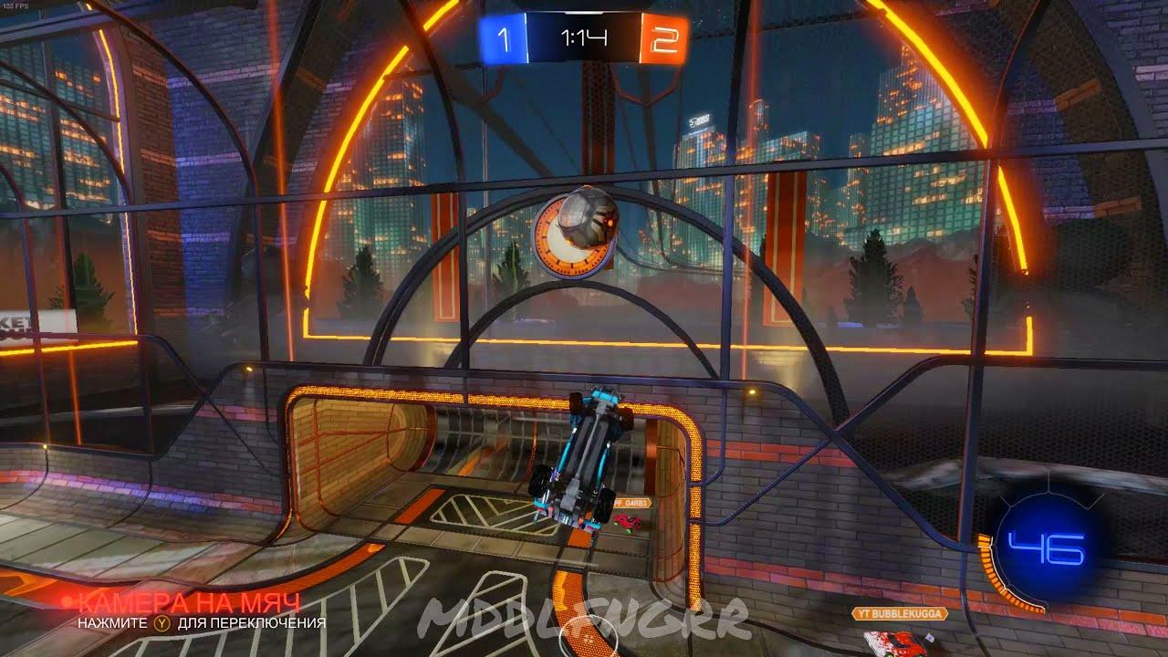 FREESTYLE DOUBLE TOUCH⚽ | Rocket League | 2K QUALITY [1440p]