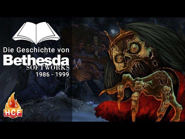 Bethesda Softworks Historie – Vom Elektro-Pop zur größten Fantasy Rollenspielwelt