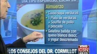 C5N- CONSEJOS DEL DOCTOR CORMILLOT: LA DIETA ESPUMOSA