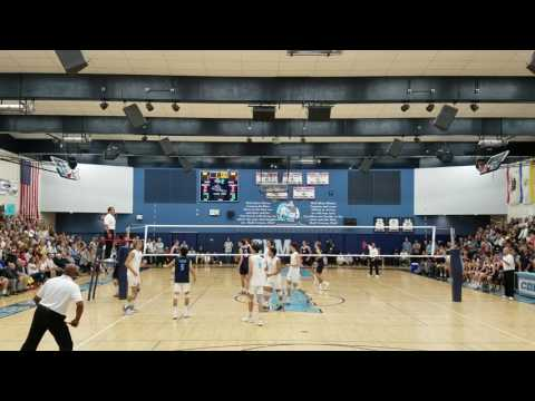 CDM -vs- Newport Harbor - Volleyball CIF Regional Semifinals 05/25/2017 - DiegoNick