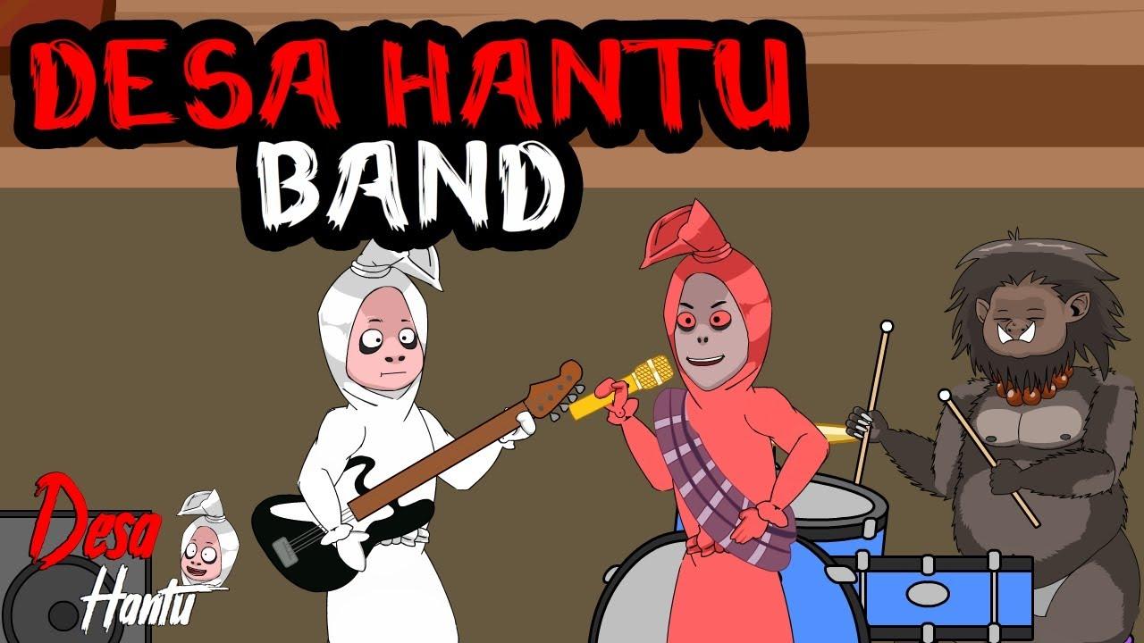 Desa Hantu Band - Hantu Nge Band - Keluarga Pocong - Desa Hantu