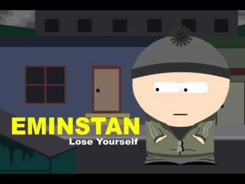 Eminem - Lose Yourself (South Park Version - Eminstan)