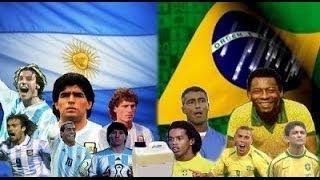 La rivalidad Argentina vs Brasil, segun los brasileños
