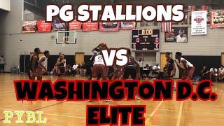 5/30/18 - PYBL - PG Stallions vs  DC Elite - Marvin Guthrie
