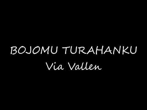 Via Vallen - Bojomu Turahanku Lirik