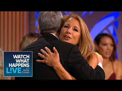 Dina Manzo And Jill Zarin's Surprise Appearances | RHONY | WWHL