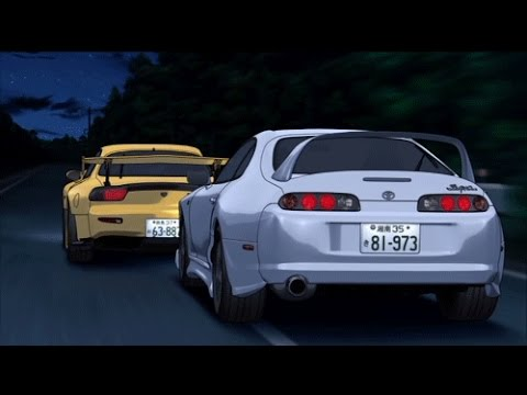 Top 6 Racing Anime Hd Youtube