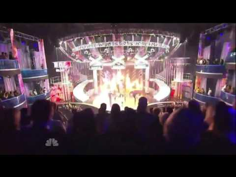 Usher - Dj Got Us Fallin In Love ( America s Got Talent Live ).wmv