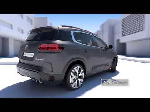 SUV Citroën C5 Aircross : offre de personnalisation