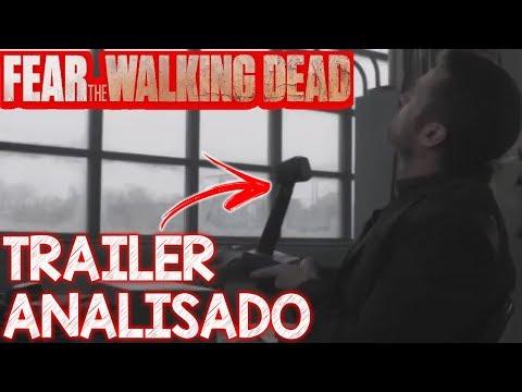 FEAR The Walking Dead - Trailer da 5 temporada ANALISADO e EXPLICADO