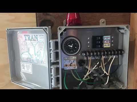 [SCHEMATICS_4ER]  Septic pump three floats. - YouTube | Wiring Diagram Septic Tank Control |  | YouTube