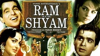 Ram Aur Shyam 1967 Indian Hindi feature film