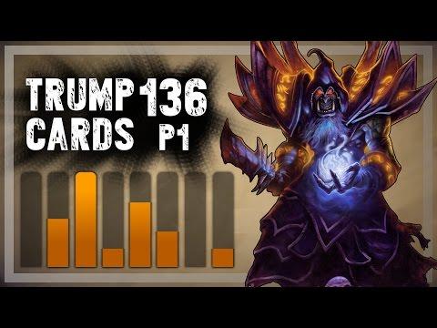 Hearthstone: Trump Cards - 136 - Part 1: Apparently I Have Chosen Warlock (Warlock Arena)