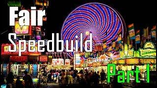ROBLOX: Welcome To Bloxburg: Fair (Part 1)