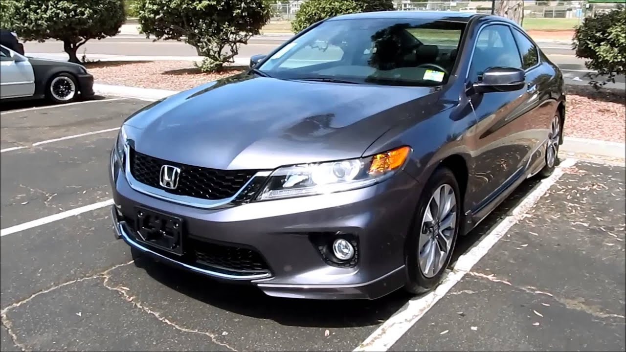 2013 Honda Accord Coupe With Hfp Lip Kit Walkthrough Youtube