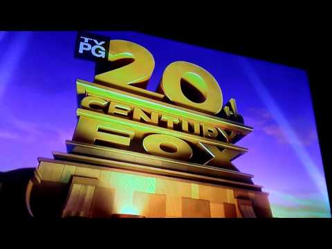 20th Century Fox (2015) with TV PG and CC bug