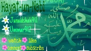 Hayat un Nabi {S.A.W} By Maulana Abdul Hameed Watto 2013