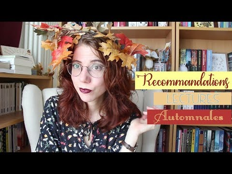 Recommandations | Lectures automnales