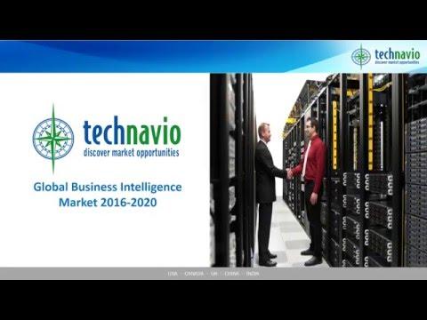 Global Business Intelligence Market 2016-2020
