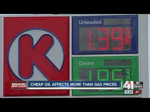 Don't Waste Your Money: Cheap oil affects more than gas prices