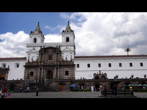 City Tour Quito, Ecuador