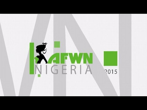 Africa Fashion Week Nigeria 2015 #AFWN2015