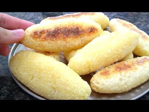 Pão de tapioca para tomar no café em 2020 – Vídeo do Pãozinho com Tapioca e Receita Grátis Abaixo.