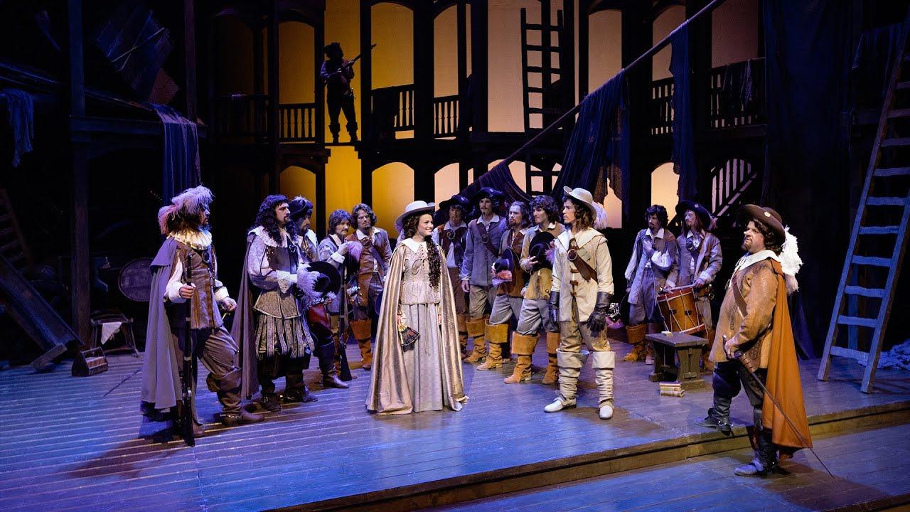 Quot Cyrano De Bergerac Quot By Edmond Rostand Performed At Bob