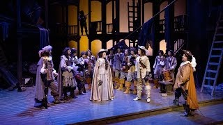 """Cyrano de Bergerac"" by Edmond Rostand performed at Bob Jones University"