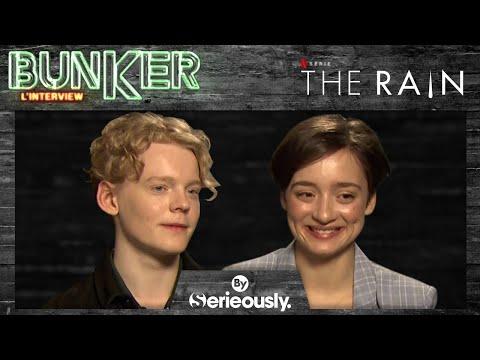 THE RAIN : Lucas Lynggaard Tønnesen & Angela Bundalovic, l'interview BUNKER