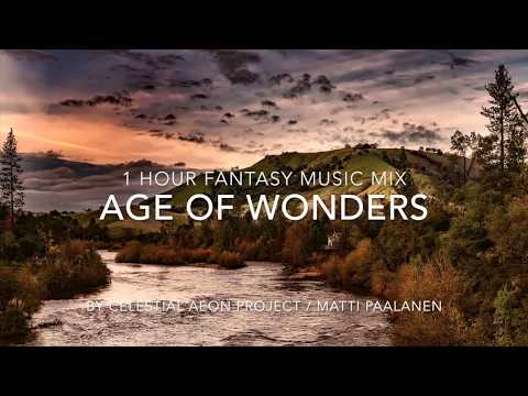 Beautiful celtic fantasy music mix  Age of wonders   1 hour of fantasy music for writing