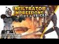 COMMANDO DROID & ARC TROOPER - Impressions + Tips & Tricks - Battlefront 2