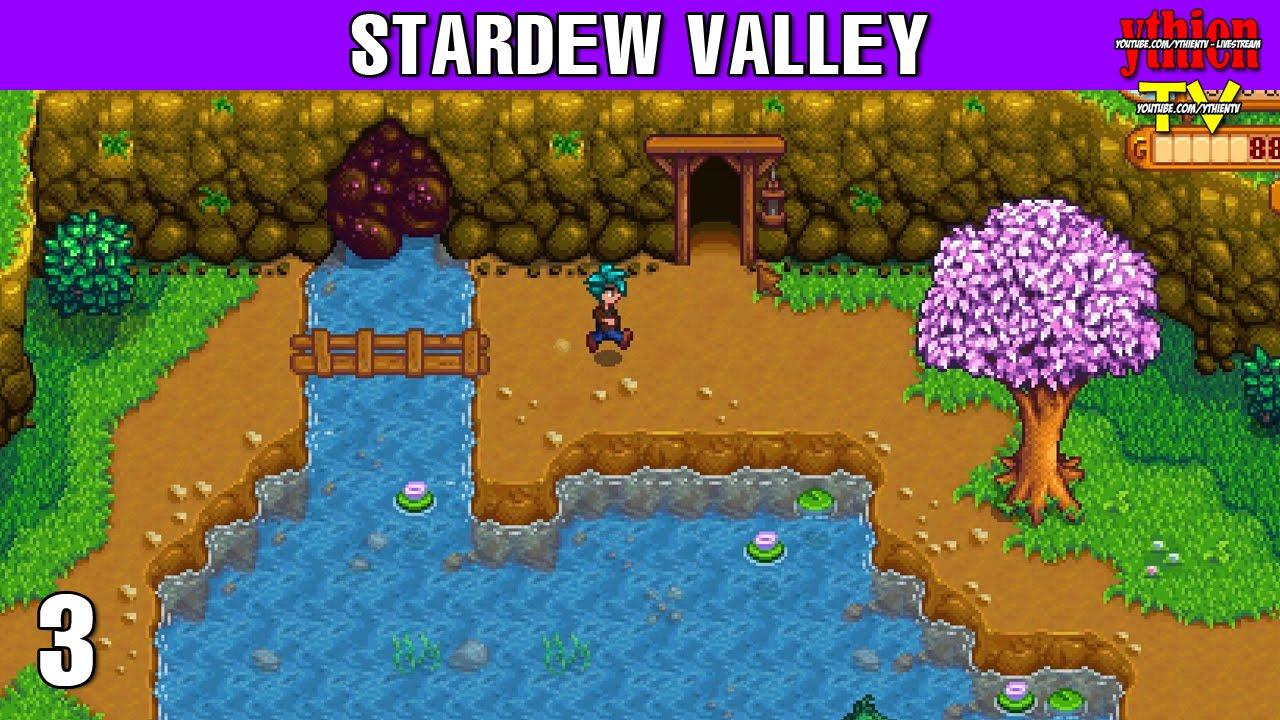 Stardew Valley E03 - Đi Đào Khoáng Sản