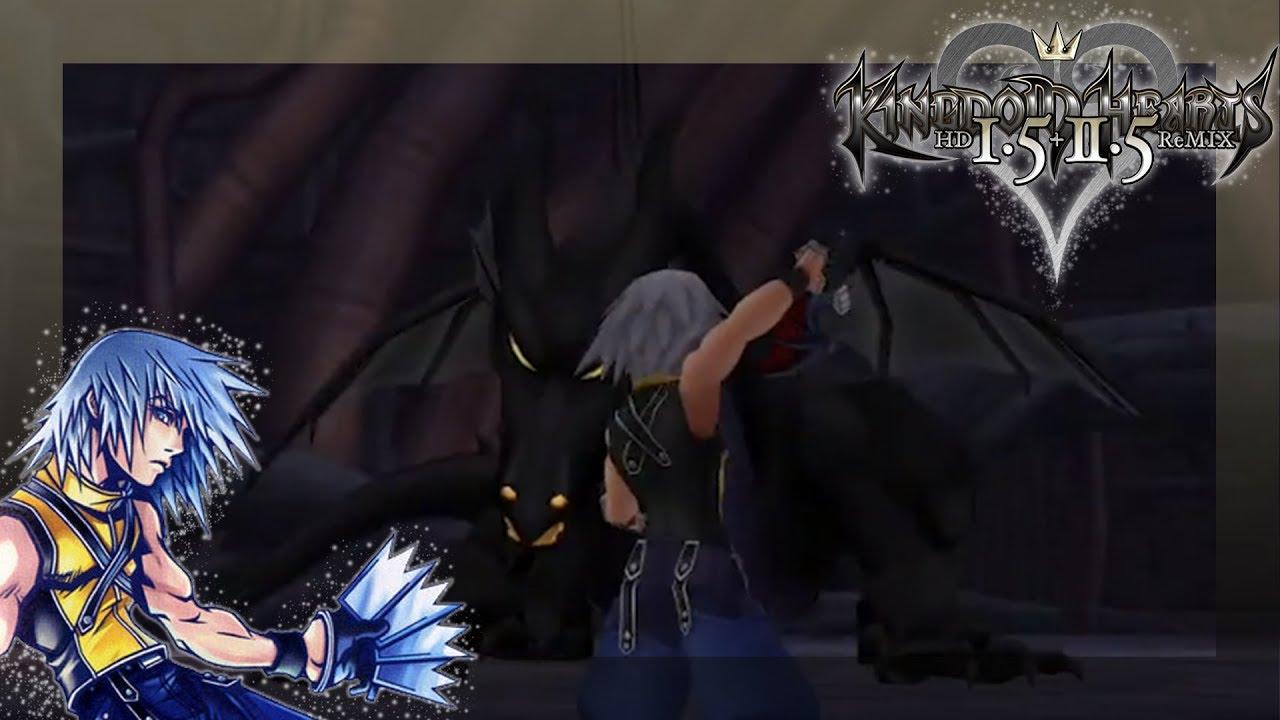 Kingdom Hearts Birth By Sleep: Maleficent Boss Fight (PS3